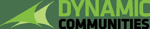 Dynamic Communities Logo