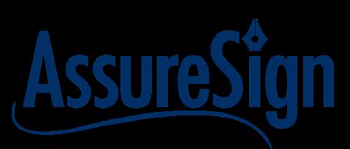 AssureSign Navy Logo Lo-Res